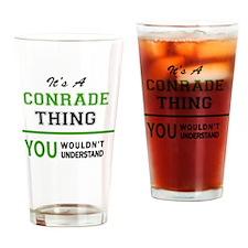 Unique Conrad Drinking Glass