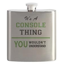 Cute Console Flask