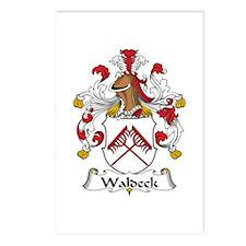 Waldeck Postcards (Package of 8)