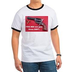 FREE MEN own guns T