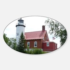 Eagle Harbor Lighthouse Decal