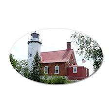 Eagle Harbor Lighthouse Wall Decal
