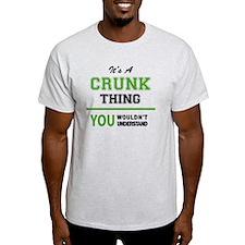 Unique Crunk T-Shirt