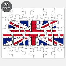 Great Britain 001 Puzzle