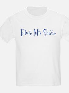 Future Mrs Shane T-Shirt