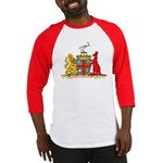 Adelaine Coat of Arms Baseball Jersey