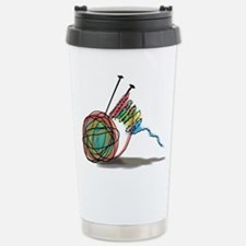 Time to Knit Travel Mug
