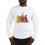 Adelaine Coat of Arms Long Sleeve T-Shirt