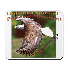 Untamed Spirit Two - Mousepad