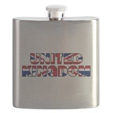 United Kingdom 001 Flask
