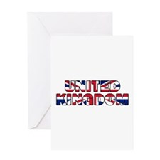 United Kingdom 001 Greeting Cards