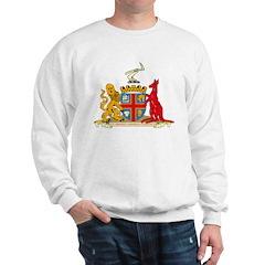 Adelaine Coat of Arms Sweatshirt
