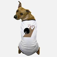 Bowling Lane Dog T-Shirt