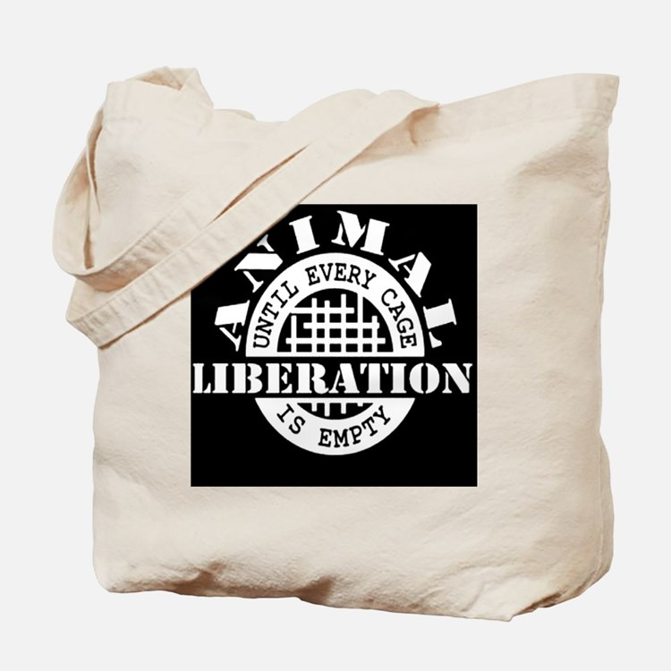 Cute Animal rights Tote Bag