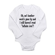 Cute College teacher Long Sleeve Infant Bodysuit