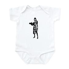 Vintage Gun Moll Infant Bodysuit