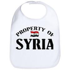 Property Of Syria Bib