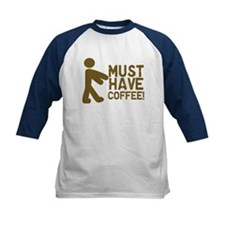 Must Have COFFEE! Zombie Tee