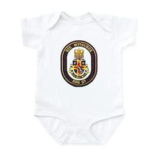 USS MITSCHER Infant Bodysuit