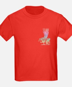 Hawkwing Hippogryph (pastel) T