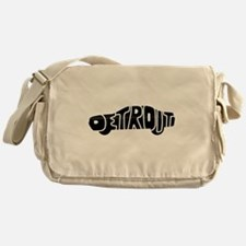 DETROIT Messenger Bag