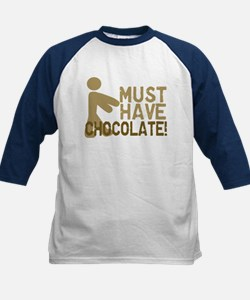 Must Have CHOCOLATE! Zombie Tee