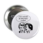 Kids Back To School Button