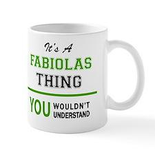 Unique Fabiola Mug