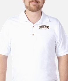 Made In Wyoming Golf Shirt