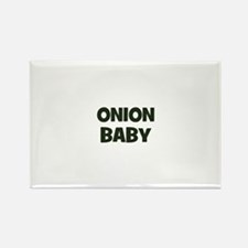 onion baby Rectangle Magnet (100 pack)