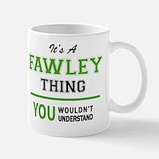 Cute Fawley Mug