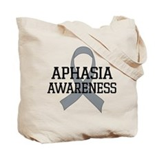 Aphasia Lets Find A Cure Tote Bag