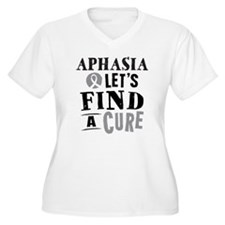 Aphasia Lets Find T-Shirt