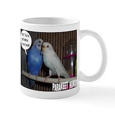 """""""Parakeet Humor #4"""" Mug"""