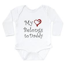Funny Adult Long Sleeve Infant Bodysuit