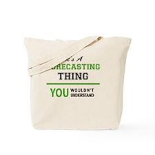 Unique Forecast Tote Bag
