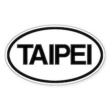 Taipei Decal