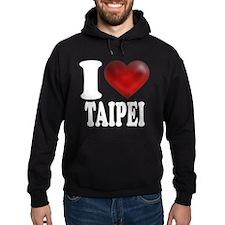 I Heart Taipei Hoodie