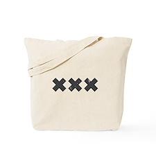 TripleX Tote Bag