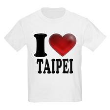 I Heart Taipei T-Shirt