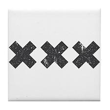 TripleX Tile Coaster