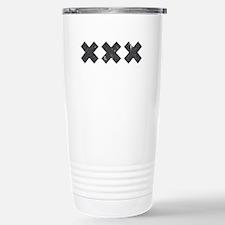 TripleX Stainless Steel Travel Mug
