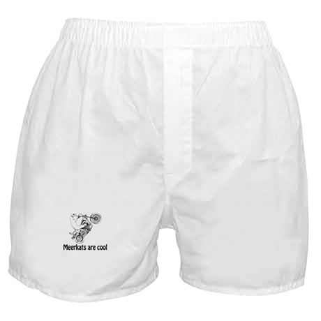 Meerkats are Cool Boxer Shorts