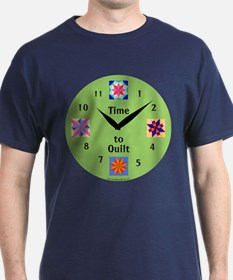 Time to Quilt T-Shirt