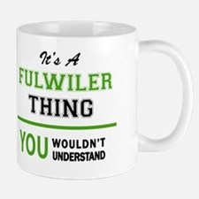 Unique Fulwiler Mug