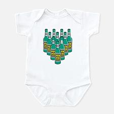 Beer Pins Infant Bodysuit