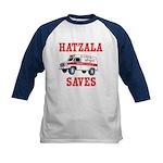 Hatzala Saves Kids Baseball Jersey