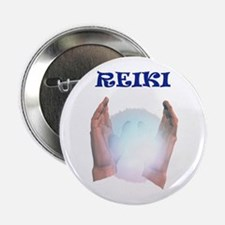 Reiki Hands Button