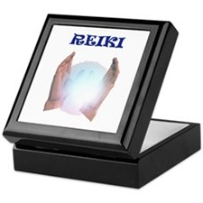 Reiki Hands Keepsake Box
