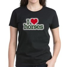 Love horses Tee